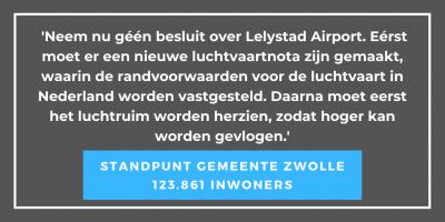 standpunt gem Zwolle